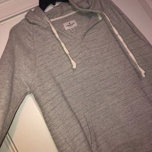 Grey American Eagle Sweatshirt
